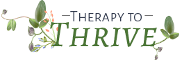 Therapy to Thrive! Logo